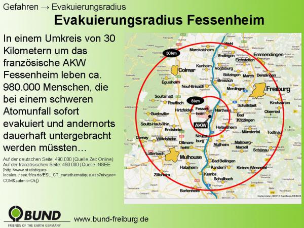 Atomkraftwerke Deutschland Karte.Akw Katastrophenschutz 2019 Das Beispiel Fessenheim
