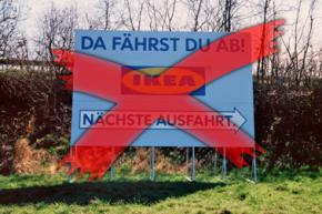 Mc Donalds österreich Autobahn