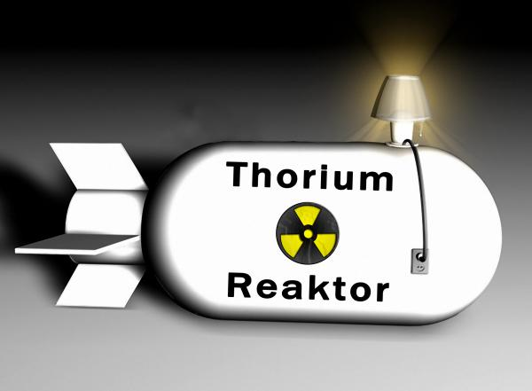 Thorium reactor 2019: Terrorism &